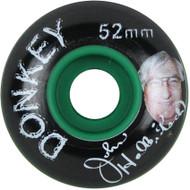 52mm Donkey Slim Wheels - Green (Set of 4)