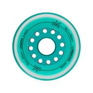 Labeda Hockey Wheel Union X-Soft Teal 76mm