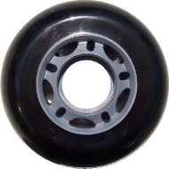 Inline Wheel - Black 76mm 82a