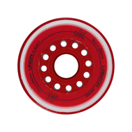 Labeda Hockey Wheel Union X-Soft Red 80mm