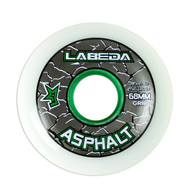 Labeda Hockey Wheel Asphalt Gripper 83A White 68mm