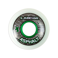 Labeda Hockey Wheel Asphalt Gripper 83A White 59mm