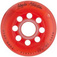 Labeda Hockey Wheel Addiction Grip Red 80mm