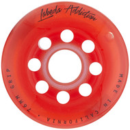 Labeda Hockey Wheel Addiction Grip Red 76mm