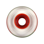 Labeda Hockey Wheel Slime Candy Red 80mm