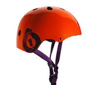 661 Dirt Lid Plus Helmet Orange Certified OSFA
