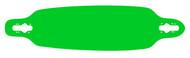 """Moose - 9"""" x 36"""" Drop Through Deck Neon Green"""