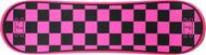 """Krown Snowskate 9"""" x 32"""" Checkers Pink"""