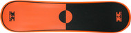 """Krown Snowskate 9"""" x 35"""" Halftone Orange"""