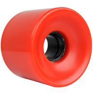 65mm x 51.5mm 83A Wheel 485C Red