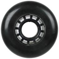 Inline Skate Wheel Choice Black 72mm 82a