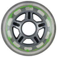 Inline Wheel - BARBED WIRE 80mm 78a