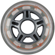 Inline Wheel - BARBED WIRE 80mm 80a