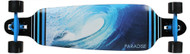"Paradise Longboard 40"" Drop Through Barrell Wave"