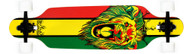 Krown - Elite Drop Through Rasta Lion 36""