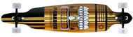 "Paradise Longboard 44"" Bamboo Drop Through Tiki Face"