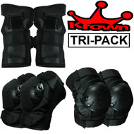 Krown - Action Pad Tri-Pack Size XS