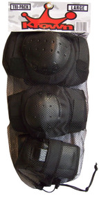 Krown - Action Pad Tri-Pack Size Small