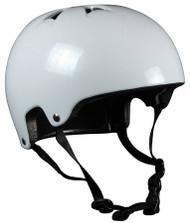 Harsh Helmet - White Size Large