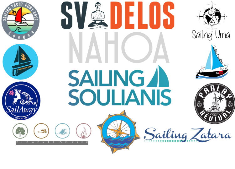SV delos, nahos, soulianis, ruby rose, uma, parlay, mj sailing, learning the lines