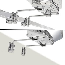 Magma Dual Extended Square Rail Mount