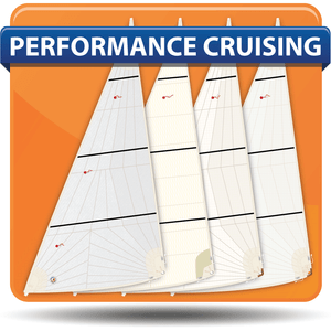 Allied 39 Performance Cruising Headsails
