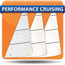 Alden 47 Dolphin Performance Cruising Headsails