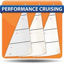 Bella Mente Irc 72 Performance Cruising Headsails