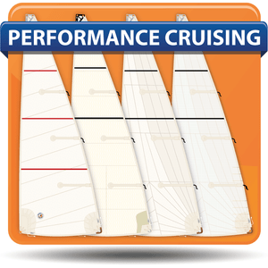 Albin 33 Nova Performance Cruising Mainsails