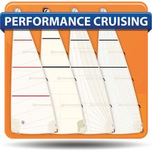 3/4 Tonner Hero Performance Cruising Mainsails