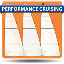 Alden Traveller Ketch Performance Cruising Mainsails