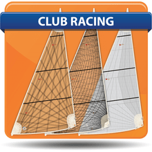 3C Composites T 34 Club Racing Headsails