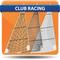 A 40 Rc Club Racing Headsails