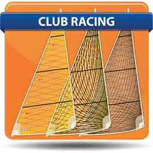 Alden 44 Cutter Club Racing Headsails