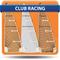 Allegro 27 Club Racing Mainsails
