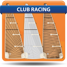 1/2 Tonner Kupa Kizi Club Racing Mainsails