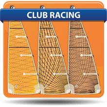 Brewer 12.8 Club Racing Mainsails