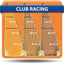 Allubat Allures 44 Club Racing Mainsails