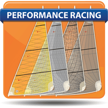 American 23 Performance Racing Headsails