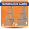 Austral Irc 41 Sprit Performance Racing Headsails
