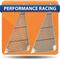 Azuree 47 Performance Racing Headsails