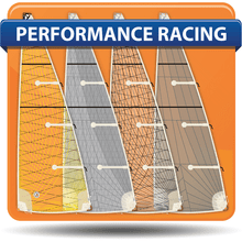 Capri 25 Performance Racing Mainsails