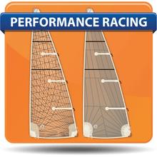 Barracuda 45 QR Performance Racing Mainsails