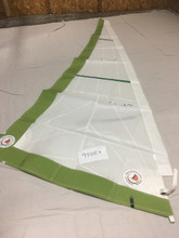 Chrysler Mutineer 15 Headsail by Precision Sails - Full