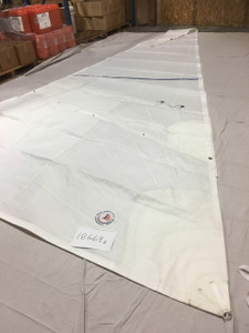Used In-Stock Santana 525 Headsail Standard 115 % LP Sold by Precision Sails