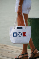 Small tote~makes a great summer purse!