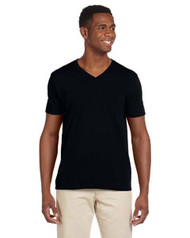 Men's Bella V-neck Short Sleeve