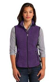 Ladies Fleece Vest 5