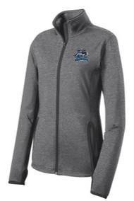 MARPTSA-LST853 Ladies Sport-Wick® Stretch Contrast Full-Zip Jacket