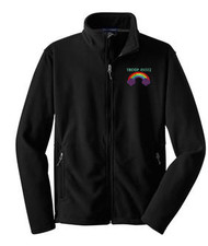 WDR45072-Y217 Youth Fleece Jacket